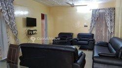 Location appartement meublé F3 - Ouaga 2000