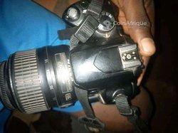 Appareil photo Nikon D60
