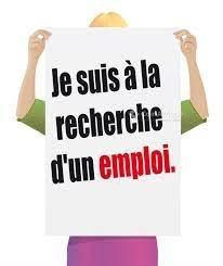 Demande d'emploi - Gérant
