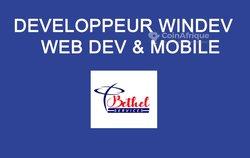 Formation en développeur Windev Web dev et mobile