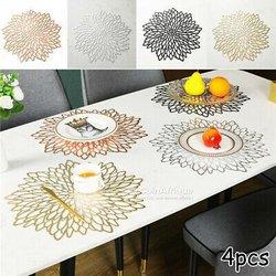 Set de table doré