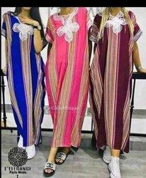 Boubou marocain pour femme