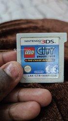 Jeux vidéo Nintendo 3DS - Lego City