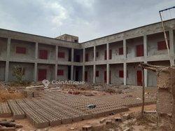Vente École en construction - Sirakoro