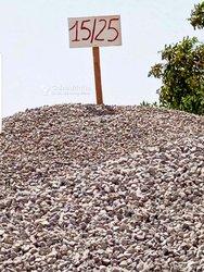 Granite concassée