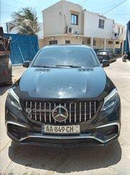 Mercedes-Benz Gle 450 Pack 63 Amg 2016