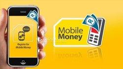Carte sim de transfert d'argent - crédit MTN - Moov