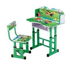 Table + chaise bureau pour enfants