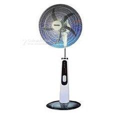 Ventilateur solaire rechargeable