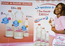 Osmose - eau thérapeutique Exossa