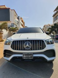 Mercedes-Benz GLE 53 2018