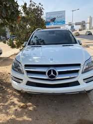 Mercedes-Benz GL 450 2013