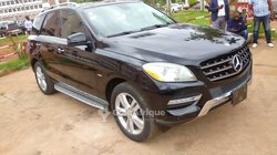 Mercedes-benz ml 2013