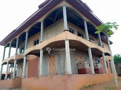 Vente Villa inachevée - Yaoundé Emana