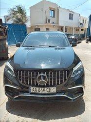Mercedes Benz GLE 2016