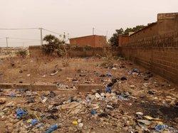 Terrain 427 m²  -  Ouagadougou
