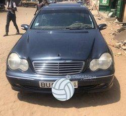 Mercedes-benz  C2003