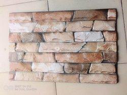 Carreau façade en pierre