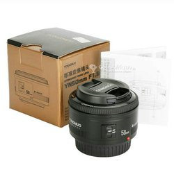 Objectif Canon 50mm