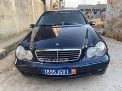 Mercedes-Benz C200 2001