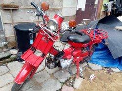 Moto Yamaha 2001