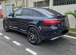 Mercedes-Benz GLE 450 2017