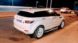 Land Rover Range Rover Évoque 2011