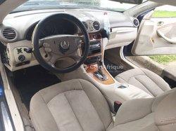 Mercedes Benz CLK320  2004