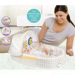 Lit bébé multifonction pliable