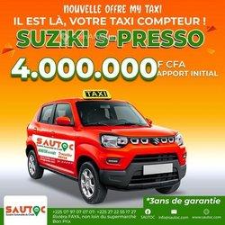 Suzuki s-presso 2021