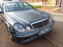 Mercedes-Benz E 2008