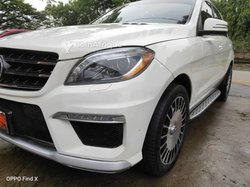 Mercedes-Benz ML 550 4 matic AMG 2015