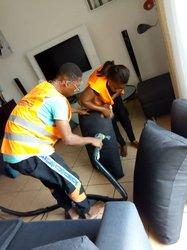 Nettoyage de fauteuil par injection