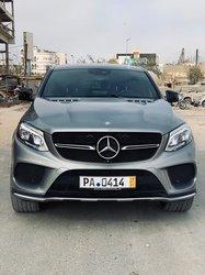 Mercedes Benz GLE450-Class 2015