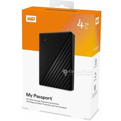 Disque dur externe portable - My Passport 4To