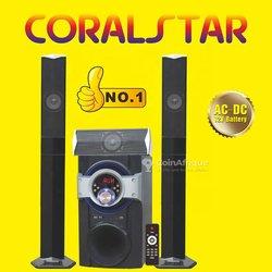 Home cinéma Coralstar