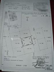 Vente Terrain 300 m² - Cocody Jules Verne