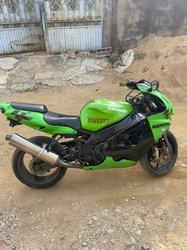 Moto Kawasaki VN Classic 2012