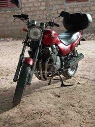 Moto Honda CB 2006
