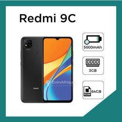 Redmi 9C - 3Gb / 64Gb