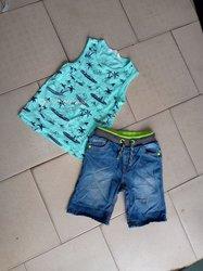 Vêtements enfants friperie