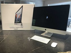 "PC Apple iMac 27"" 2016 core i7"