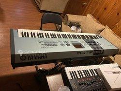 Yamaha motif xs8 88-key keyboard