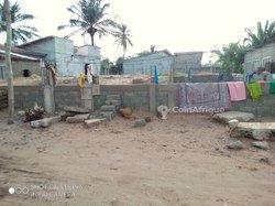 Vente Parcelle avec fondation R+2 - Akogbato