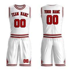 Personnalisation maillots de basketball