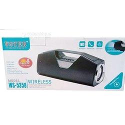 Wster haut-parleur bluetooth sans fil - ws-5358