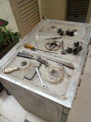 Service de réparation de cuisinières - four à gaz