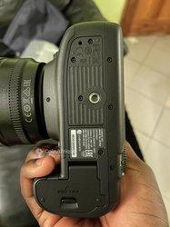 Caméra 5D Mark 4