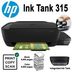 Imprimante HP Ink Tank 315
