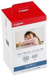 Cartouche imprimante + kit papier Canon Selphy